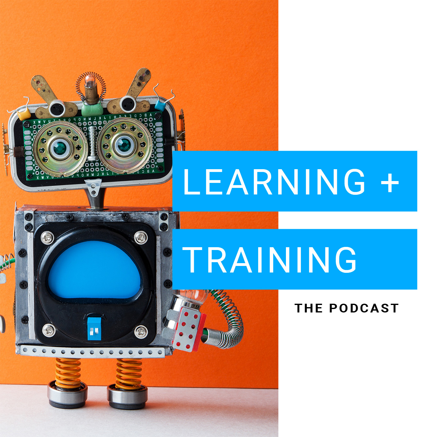 The Learning + Training Podcast