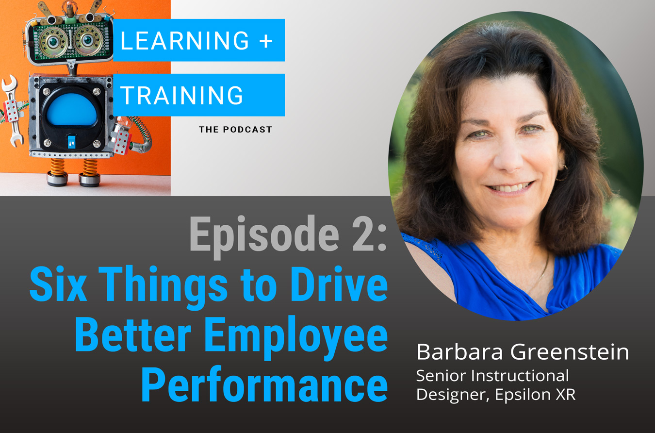 Six Things To Drive Better Employee Performance Epsilon Xr