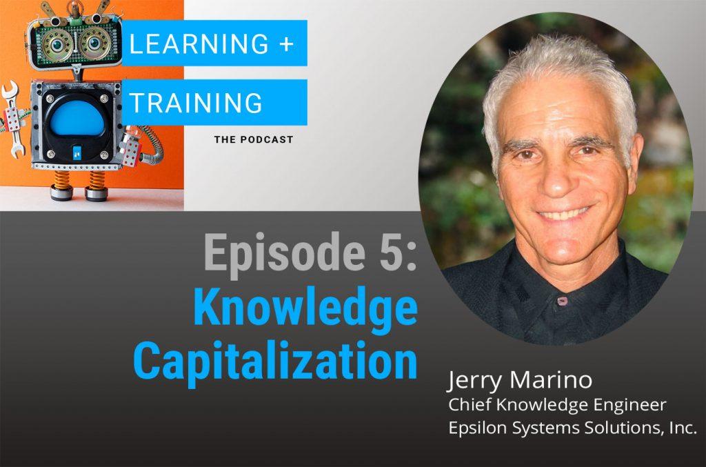 Knowledge Capitalization Podcast episode