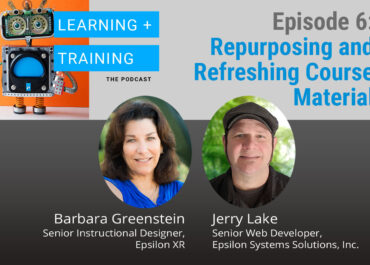 Repurposing and Refreshing Course Materials