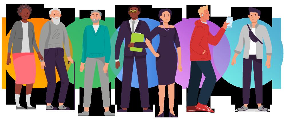 five-generation workforce